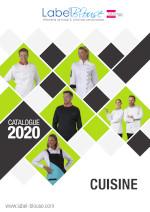 Catalogue vêtement de travail pour métier de la cuisine