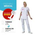 Ensemble Tunique Pantalon - Montre OFFERTE