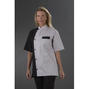 Veste De Cuisine Femme Label Blouse