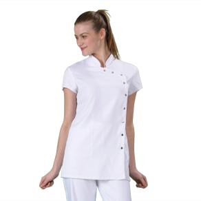 Tenue médicale femme - blouse esthéticienne