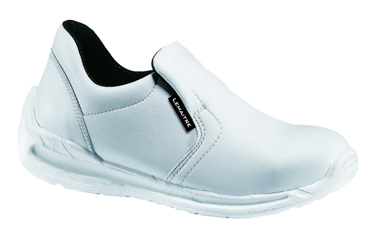 Chaussure De Securite Lemaitre Securite Quattro S3 Bas Label