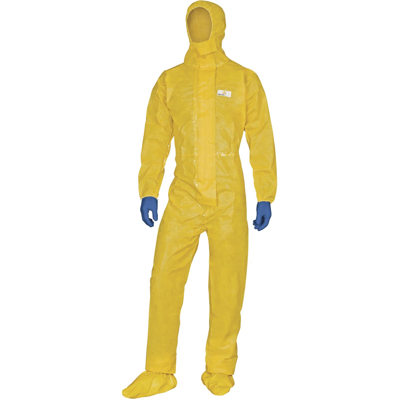Combinaison blouse de protection l/ég/ère integral /à capuche TAILLE UNIQUE
