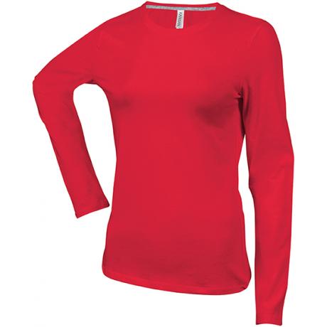 T shirt Femme Col Rond à personnaliser Manches