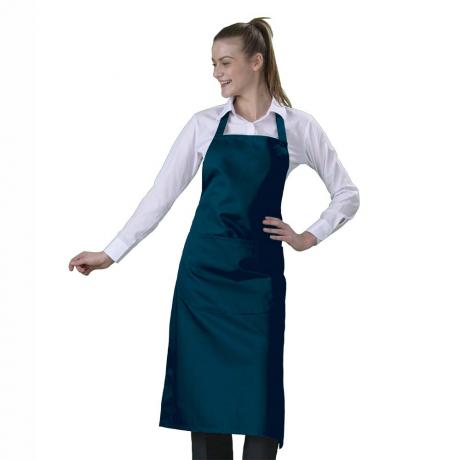 Tablier Bavette De Cuisine Pour Professionnel Marine Label
