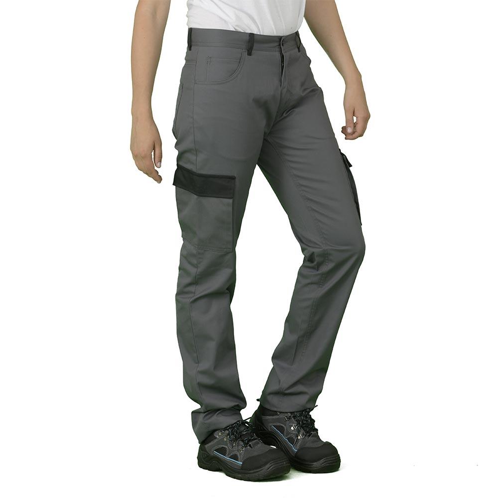 Gris Bleu Blanc Vert Grandes Tailles jusqu/à 3ХL Rouge ProWear Pantalons de Travail Homme